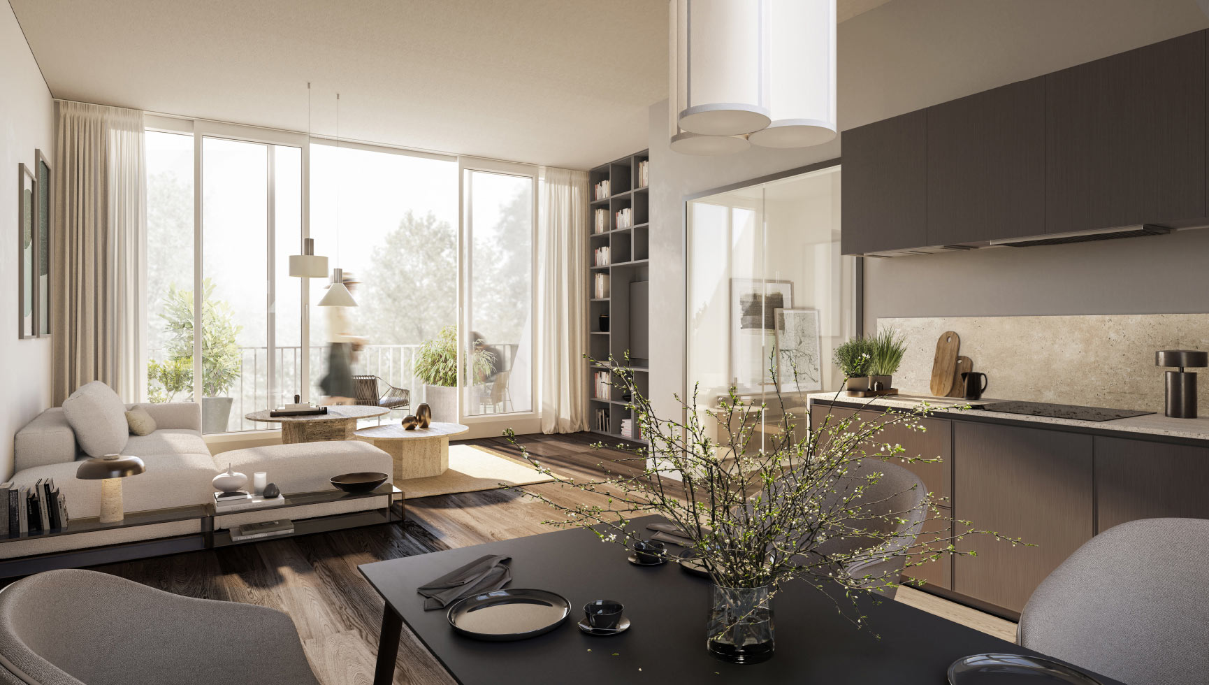 The Corner - So könnte Ihr Wohnzimmer aussehen